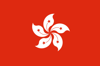 香港(HongKong)国旗