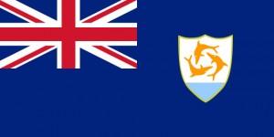 アンギラ(Anguilla)国旗