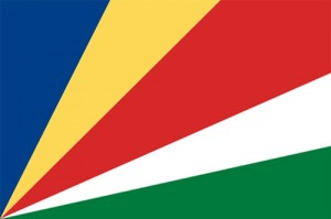 セーシェル(Seychelles)国旗